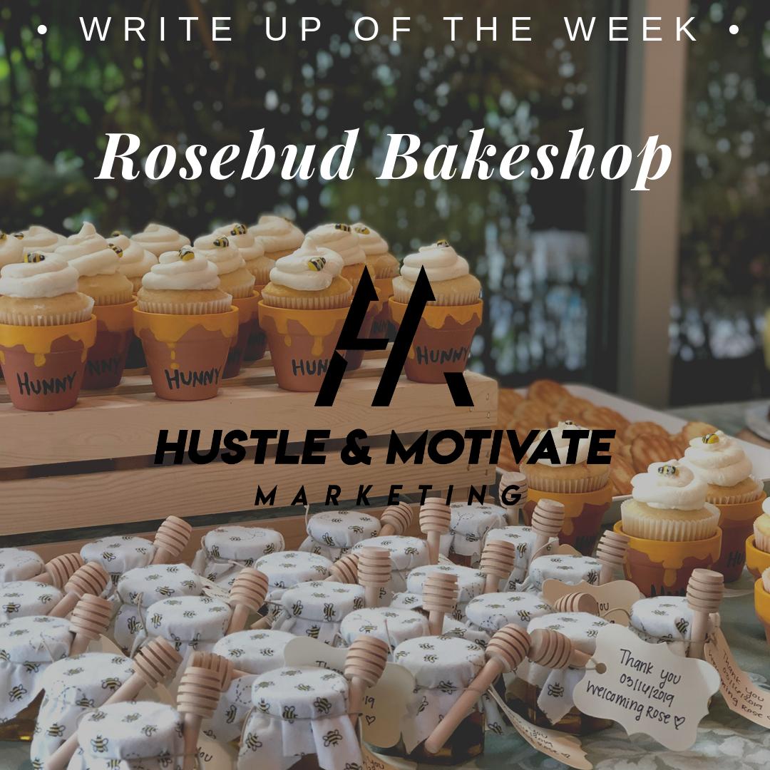 W.U.O.T.W: Rosebud BakeShop