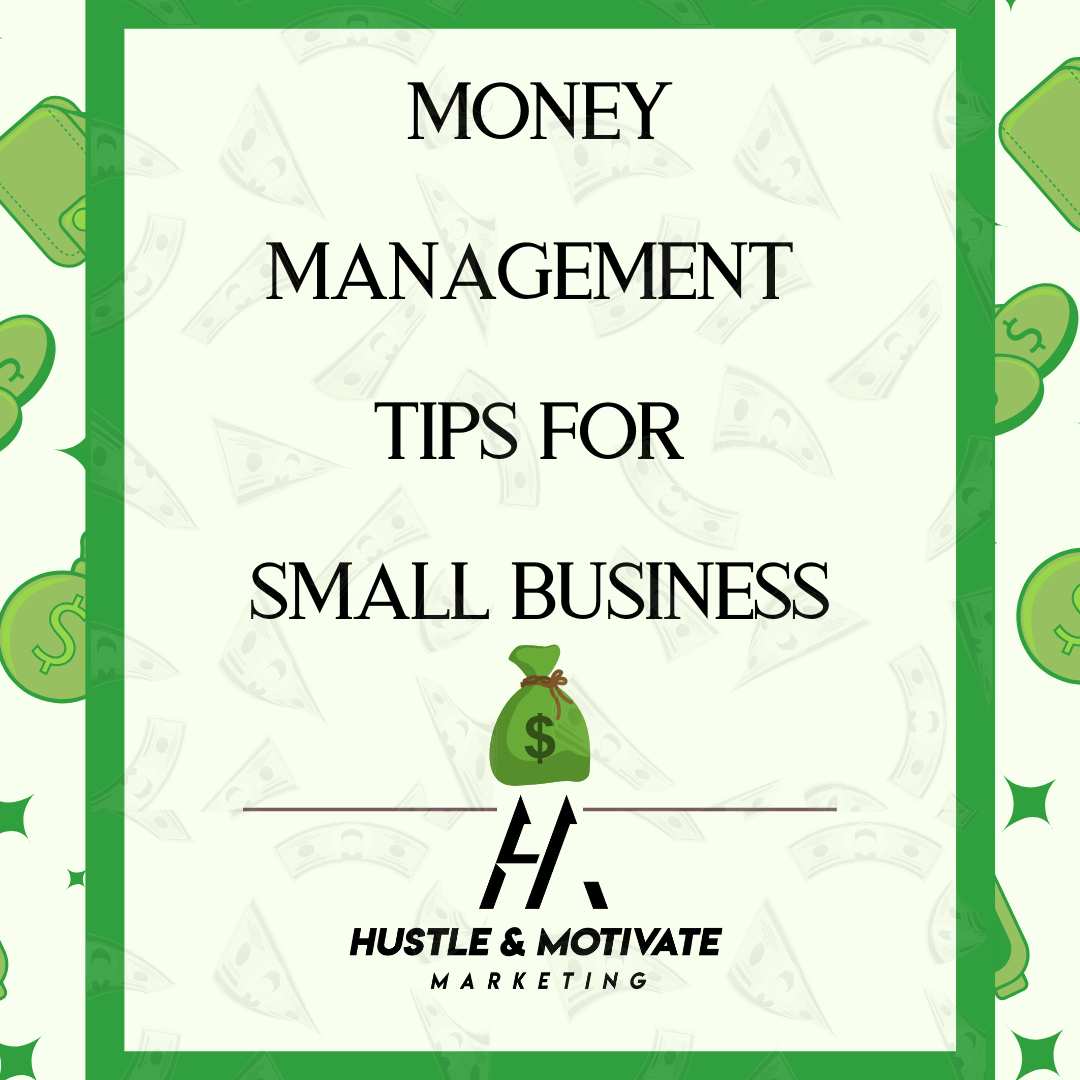 Money Management Tips for Small Business