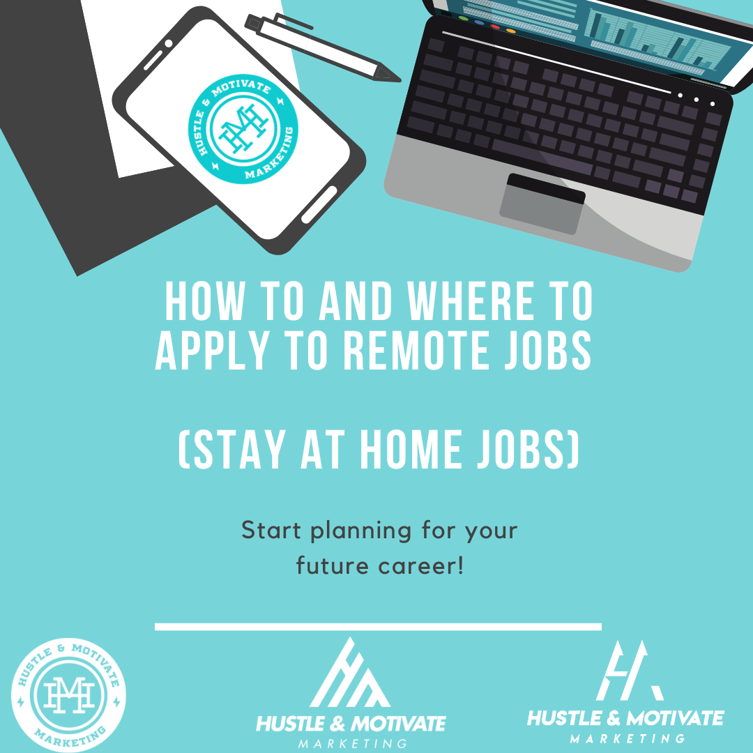 Wise Ways To Get Remote Jobs (Stay at Home Jobs)