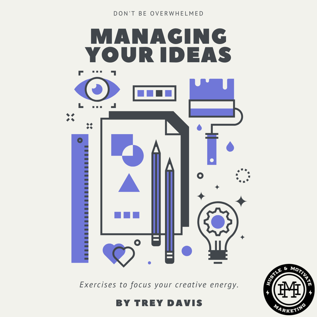 Managing Your Ideas
